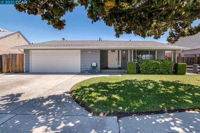 40720 Robin St, Fremont, CA 94538 (#CC40953909) :: Real Estate Experts