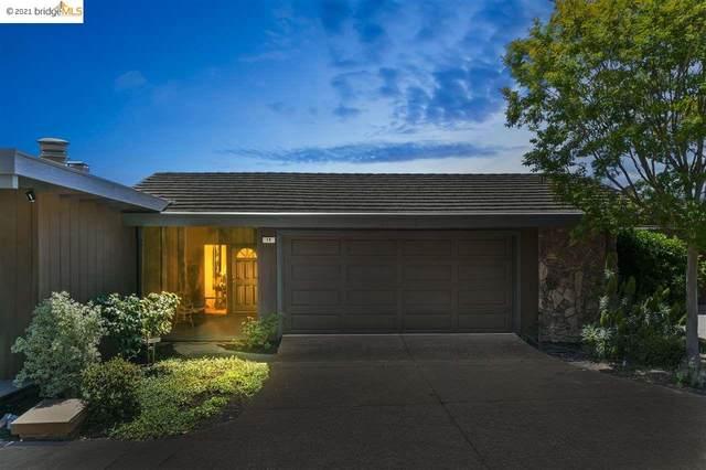 18 Hillcrest Ct, Oakland, CA 94619 (#EB40953912) :: Schneider Estates