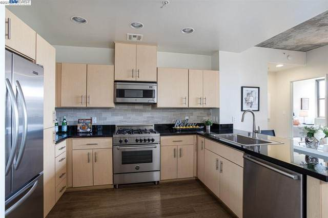 311 2nd St 710, Oakland, CA 94607 (#BE40953918) :: The Gilmartin Group
