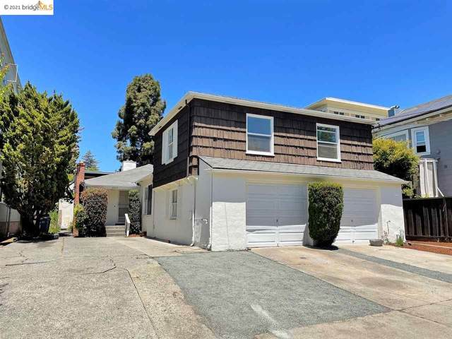 2327 Russell St, Berkeley, CA 94705 (#EB40953923) :: Real Estate Experts
