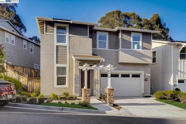 4827 Roberts Ct, Castro Valley, CA 94552 (#BE40953922) :: The Realty Society