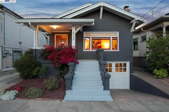 838 Oak Street, Alameda, CA 94501 (#BE40953937) :: Real Estate Experts