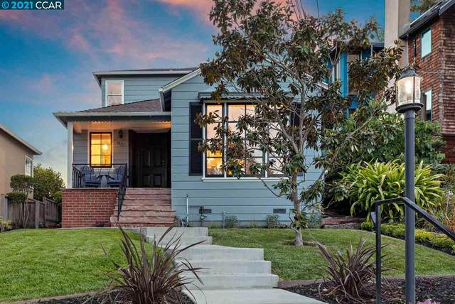 1027 Winsor Ave, Oakland, CA 94610 (#CC40953970) :: The Kulda Real Estate Group