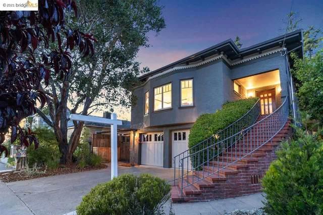 538 Fairbanks Ave, Oakland, CA 94610 (#EB40953973) :: The Kulda Real Estate Group