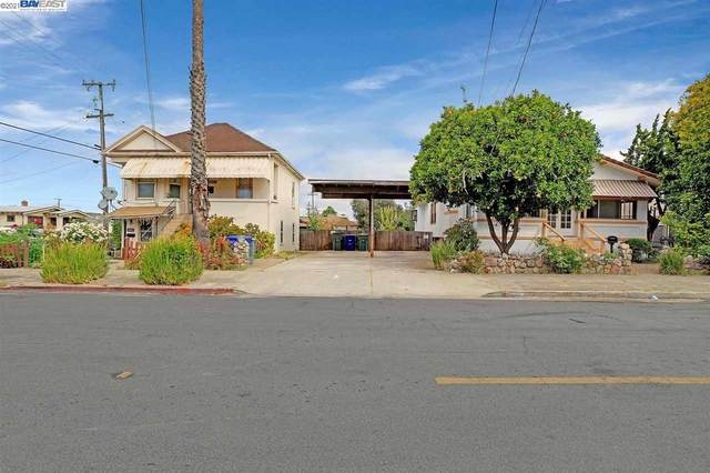 388 Castro, San Leandro, CA 94577 (#BE40953975) :: Real Estate Experts