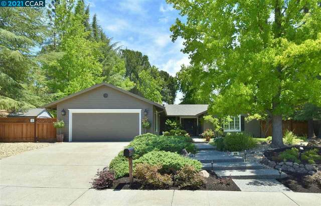 830 Ackerman Drive, Danville, CA 94526 (#CC40953983) :: Robert Balina | Synergize Realty