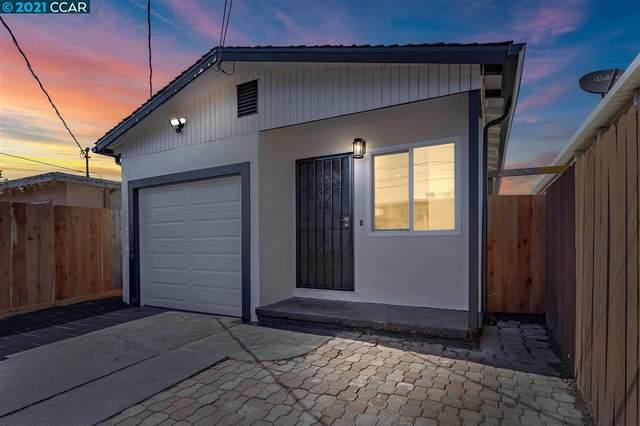 423 Maine Ave, Richmond, CA 94804 (#CC40953988) :: Schneider Estates