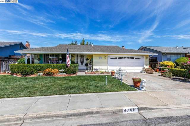 4741 Stratford Ave, Fremont, CA 94538 (#BE40954001) :: Paymon Real Estate Group