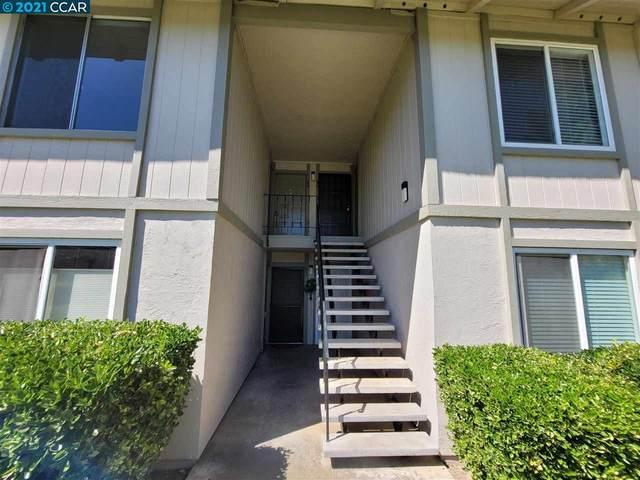 825 Oak Grove Rd 84, Concord, CA 94518 (#CC40954042) :: Alex Brant