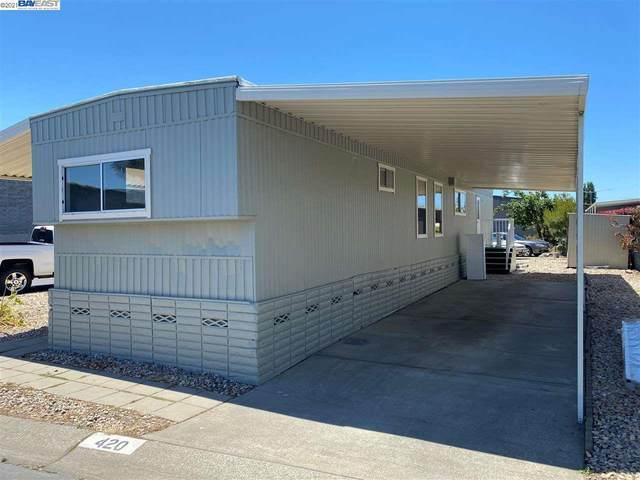 Fiji Circle 420, Union City, CA 94587 (#BE40954054) :: The Gilmartin Group