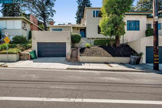 877 Washington Ave, Albany, CA 94706 (#CC40954073) :: The Kulda Real Estate Group