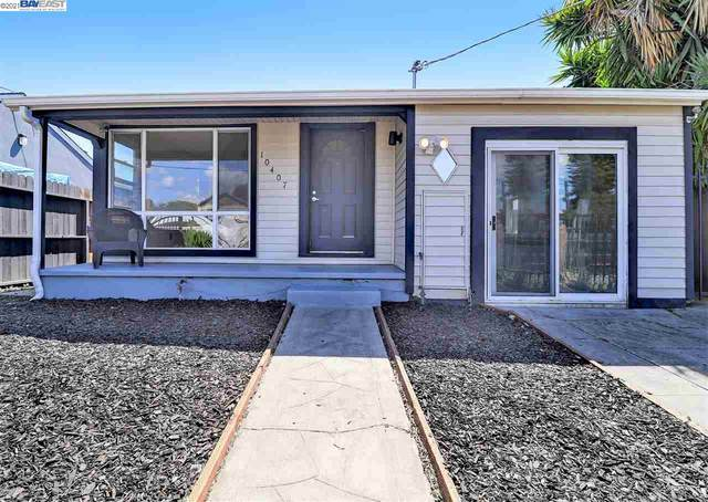 10407 Pippin St, Oakland, CA 94603 (#BE40954079) :: The Realty Society