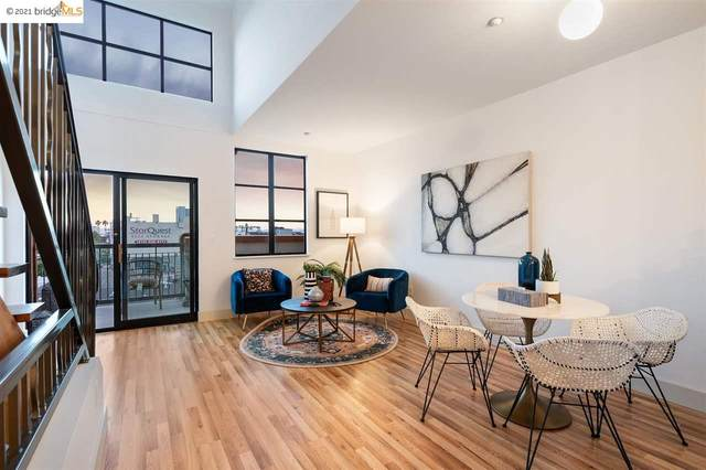 4811 Telegraph Ave 504, Oakland, CA 94609 (#EB40954089) :: Strock Real Estate