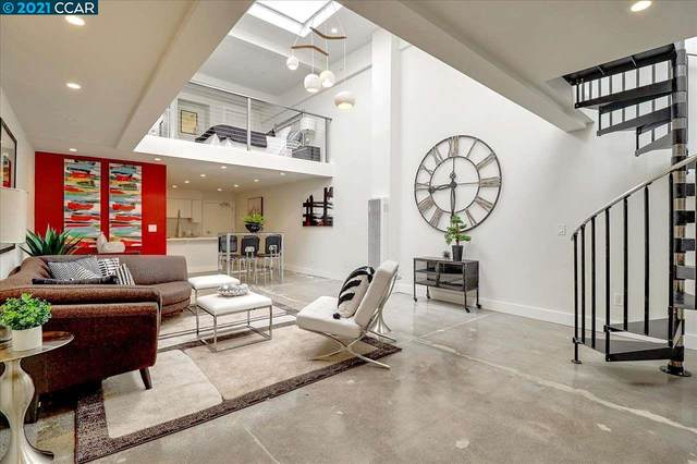 1451 13th St 7, Oakland, CA 94607 (#CC40954092) :: The Gilmartin Group