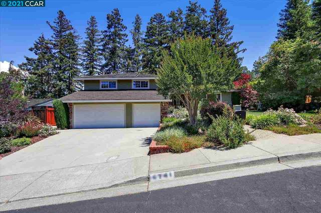 6741 Corte Tercera, Martinez, CA 94553 (#CC40954110) :: Real Estate Experts