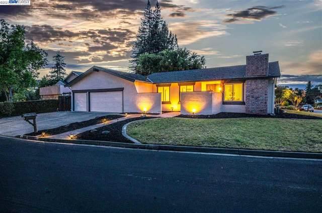 51 Saint Luke Ct, Danville, CA 94526 (#BE40954135) :: Real Estate Experts