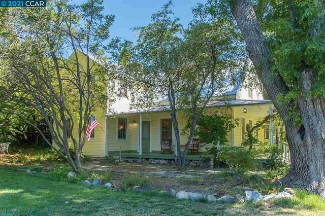 1358 Main St, Murphys, CA 95247 (#CC40954150) :: The Kulda Real Estate Group
