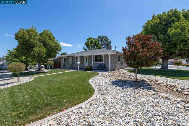 767 Ruth Dr, Pleasant Hill, CA 94523 (#CC40954171) :: The Kulda Real Estate Group