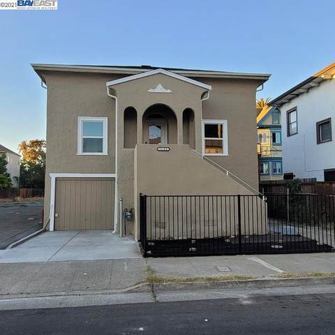 1166 10Th St, Oakland, CA 94607 (#BE40954180) :: The Kulda Real Estate Group