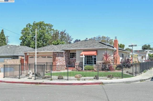 3332 Jeanine Way, Castro Valley, CA 94546 (MLS #BE40954209) :: Compass