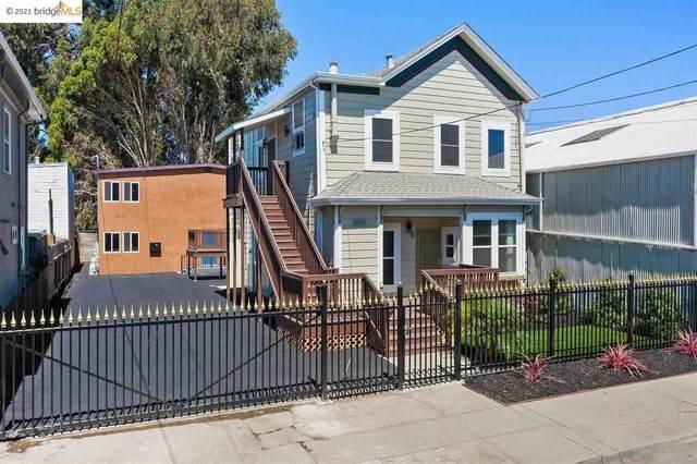 2817 Filbert St, Oakland, CA 94608 (#EB40954210) :: Schneider Estates