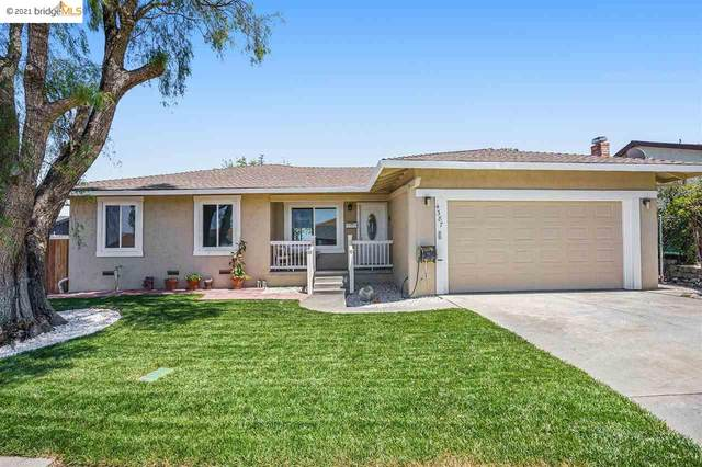4387 Hillview Dr, Pittsburg, CA 94565 (#EB40954213) :: The Realty Society