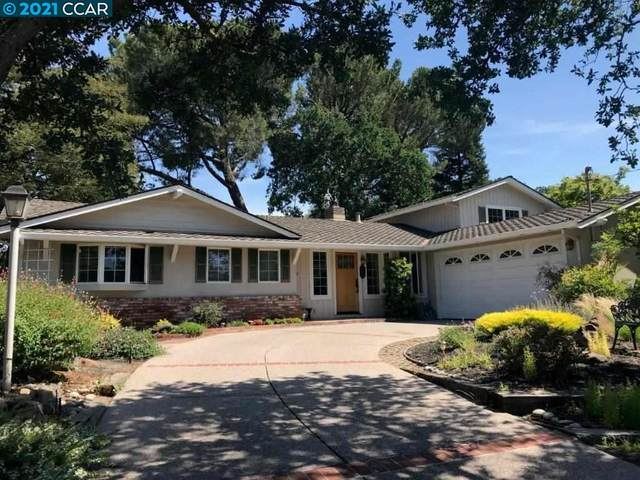 142 Russell Dr, Walnut Creek, CA 94598 (#CC40954215) :: Paymon Real Estate Group