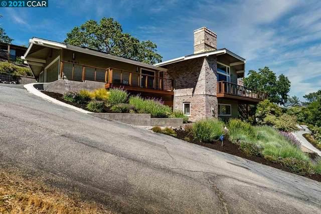 3561 Old Mountain View Dr, Lafayette, CA 94549 (#CC40954228) :: Intero Real Estate