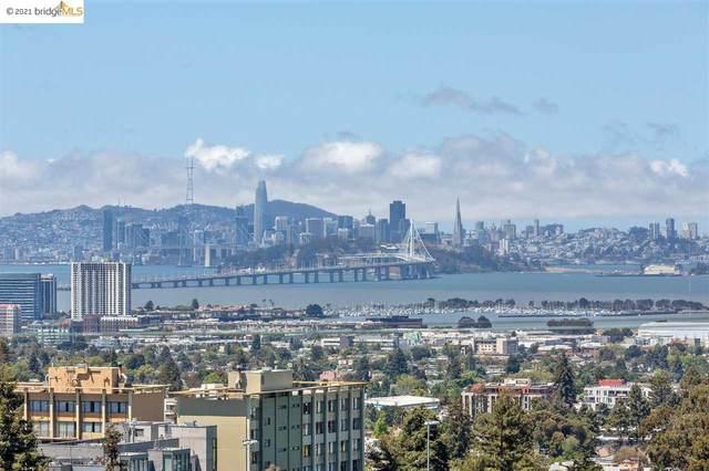 2 Panoramic Way 206, Berkeley, CA 94704 (#EB40954231) :: The Kulda Real Estate Group