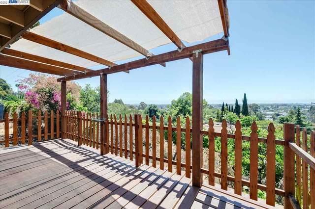 1130 Highland Blvd, Hayward, CA 94542 (#BE40954236) :: Schneider Estates