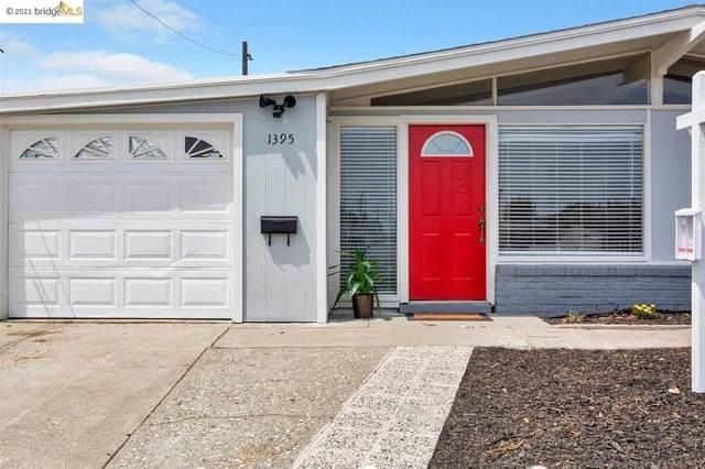 1395 Mantilla Ave, Hayward, CA 94544 (MLS #EB40954277) :: Compass