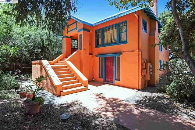425 W Macarthur Blvd, Oakland, CA 94609 (#BE40954298) :: Schneider Estates