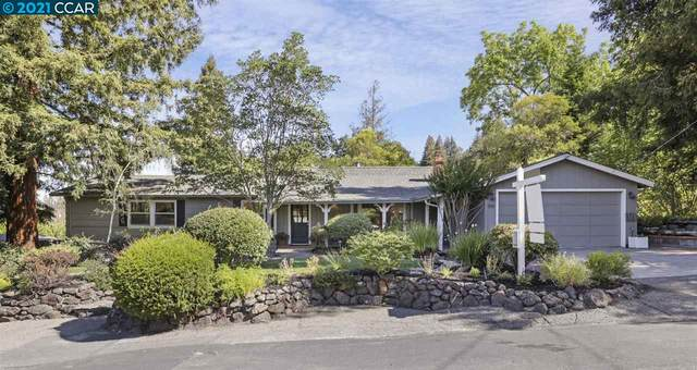 708 Glenside Circle, Lafayette, CA 94549 (#CC40954311) :: Live Play Silicon Valley
