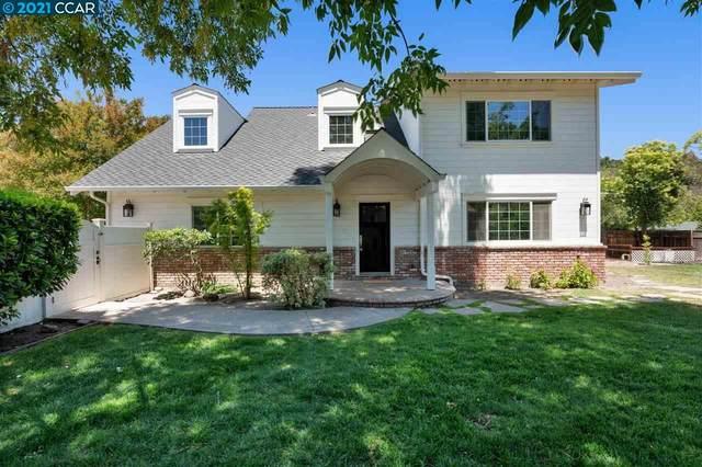 2436 Walnut Blvd, Walnut Creek, CA 94597 (#CC40954313) :: Paymon Real Estate Group