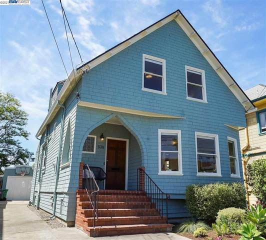 538 Pacific Ave, Alameda, CA 94501 (#BE40954319) :: RE/MAX Gold