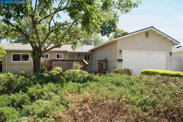 961 Sunset Dr, Livermore, CA 94551 (#CC40954365) :: The Realty Society