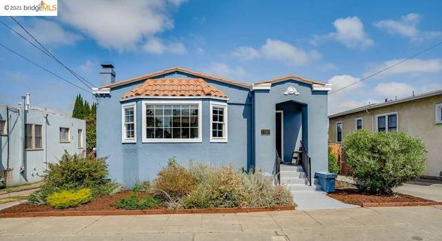 1545 53rd Ave, Oakland, CA 94601 (#EB40954372) :: Real Estate Experts