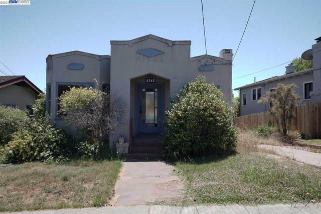 2742 Monticello Ave, Oakland, CA 94619 (#BE40954389) :: Real Estate Experts