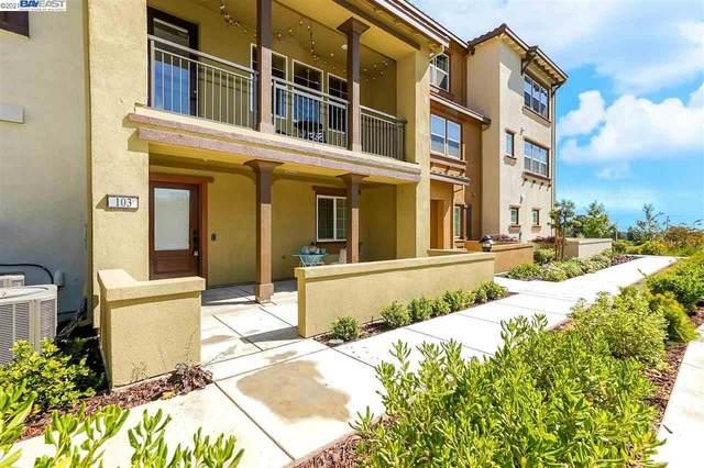 16306 Ridgehaven Dr 103, San Leandro, CA 94578 (MLS #BE40954388) :: Compass