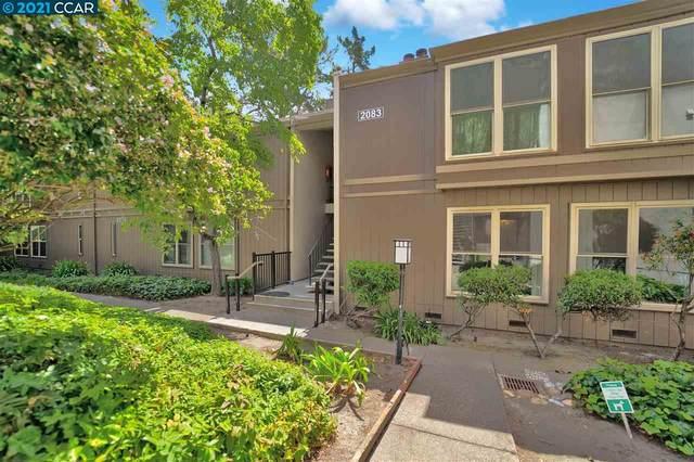 2083 Ascot Dr 134, Moraga, CA 94556 (#CC40954395) :: The Kulda Real Estate Group
