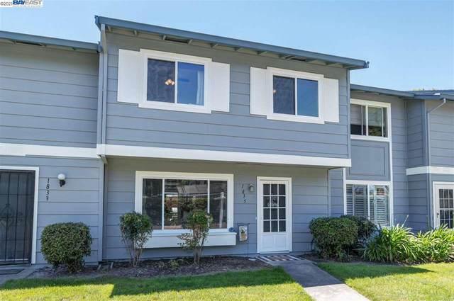 1835 Monterey Drive, Livermore, CA 94551 (#BE40954399) :: Intero Real Estate