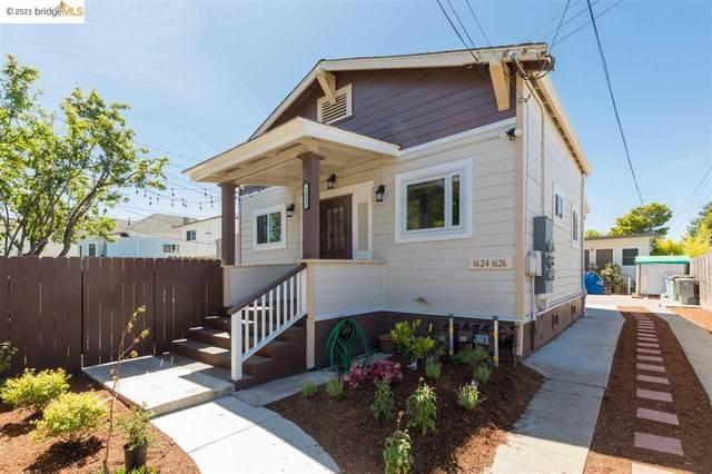 1626 Russell St, Berkeley, CA 94703 (#EB40954401) :: The Gilmartin Group