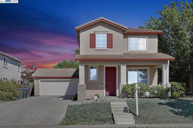 745 Herb White Way, Pittsburg, CA 94565 (#BE40954421) :: The Realty Society