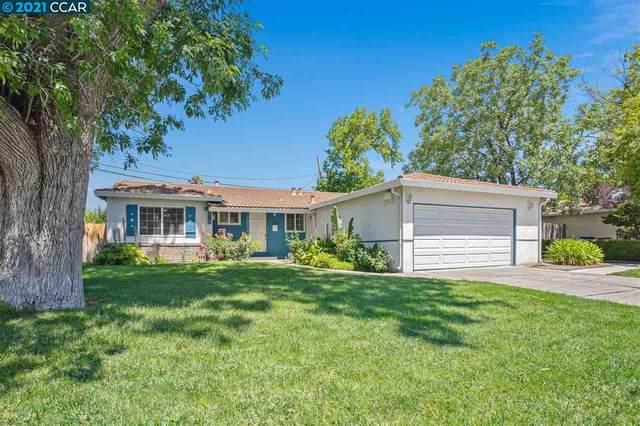 1501 Nicholas Dr, Concord, CA 94518 (#CC40954426) :: Real Estate Experts