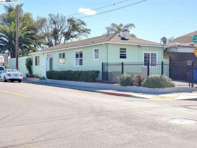 812 105Th Ave, Oakland, CA 94603 (#BE40954423) :: Real Estate Experts