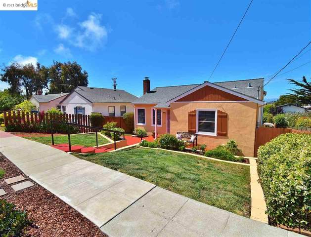 1561 Merced Street, Richmond, CA 94804 (#EB40954432) :: Olga Golovko