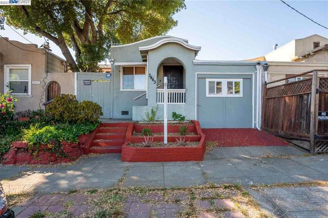 3463 Loma Vista Ave, Oakland, CA 94619 (#BE40954443) :: The Kulda Real Estate Group