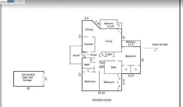 21239 Gary Drive 205E, Hayward, CA 94546 (#BE40954455) :: Real Estate Experts