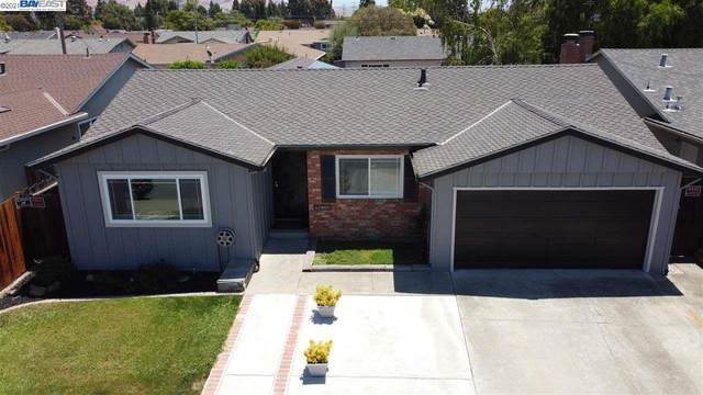 42860 Fontainebleau Park Ln, Fremont, CA 94538 (#BE40954480) :: Robert Balina | Synergize Realty