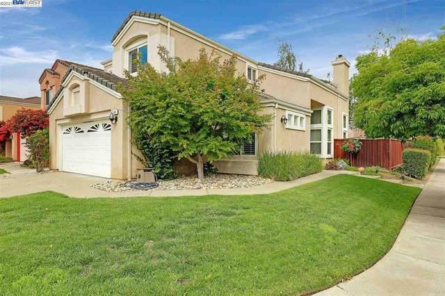 541 Calistoga Cir, Fremont, CA 94536 (#BE40954479) :: Intero Real Estate